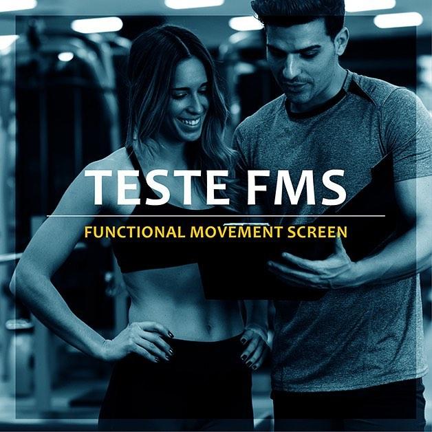 Voc j ouviu falar do teste FMS Functional Movement Screen?hellip