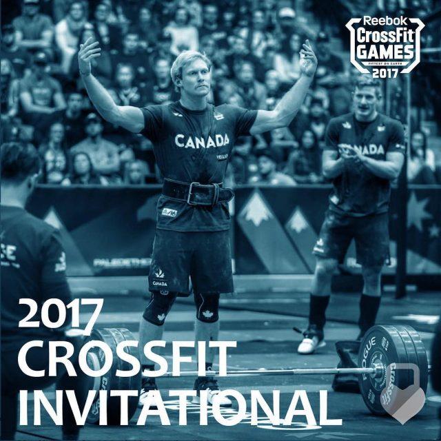 Galera prximo domingo 511 vai rolar o CrossFit Invitational 2017hellip