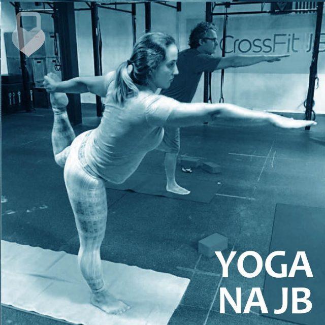 As aulas de Yoga continuam por aqui na Box ehellip