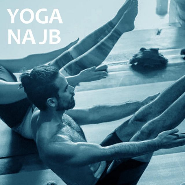 Pra quem ainda no sabe tambm temos aula de Yogahellip